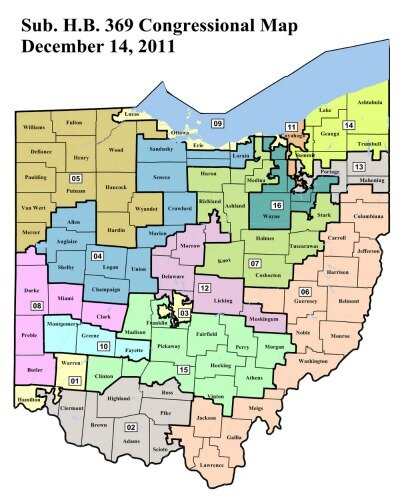 Making Every Vote Count Ohio Seeks A Fairer Way To Map