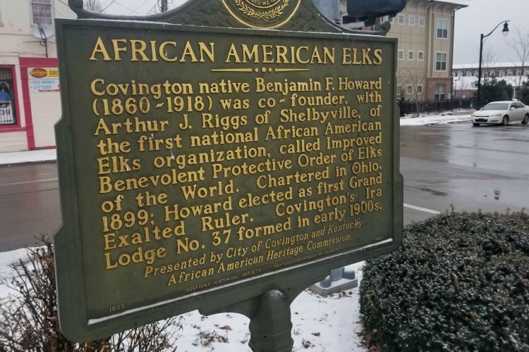 Northern Kentucky natives create a nation of Elks