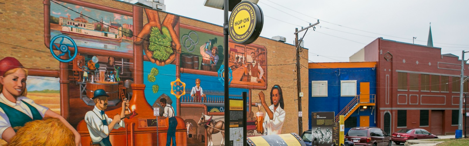 The Brewing Heritage Trail in Over-the-Rhine <span class=&apos;image-credits&apos;>Provided</span>