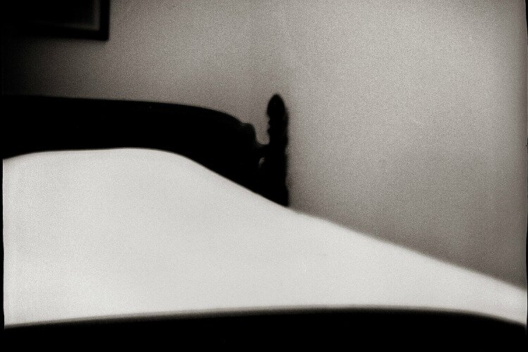 """A Woman's Bed,"" Logan, Ohio, 1970"