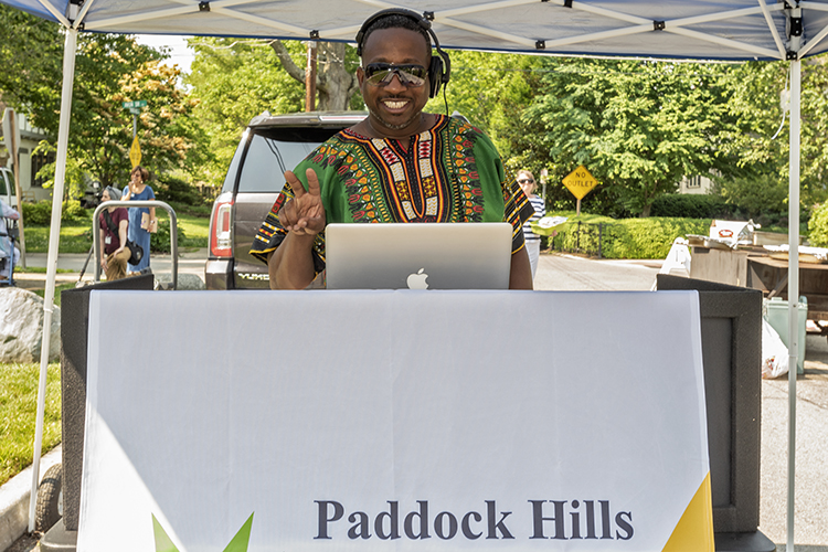 "During the celebration, the mayor proclaimed that June 1 would be ""Paddock Hills Day."""
