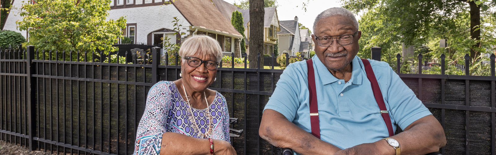 Kathleen and Henry Christmon moved to Paddock Hills in 1965, making it the first successfully integrated neighborhood in the city.