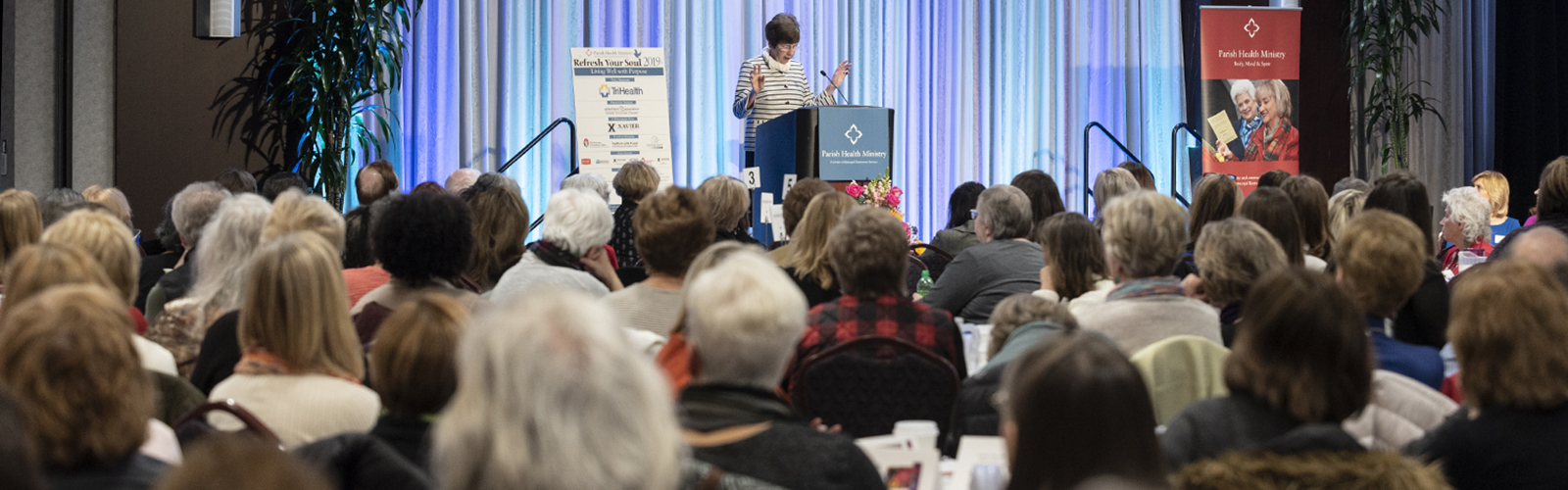 "Keynote speaker Kathryn Spink, author of ""Mother Teresa: The Complete Authorized Biography"" <span class=&apos;image-credits&apos;>Gary Kessler</span>"
