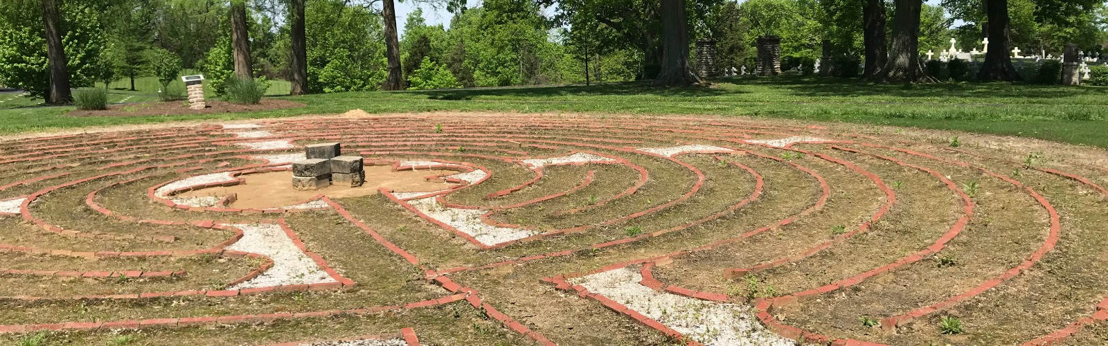 The Sisters of Charity — Mount St. Joseph labyrinth