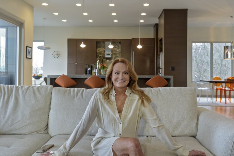 Vinni uprooted her life and business in San Diego to move back to Cincinnati.