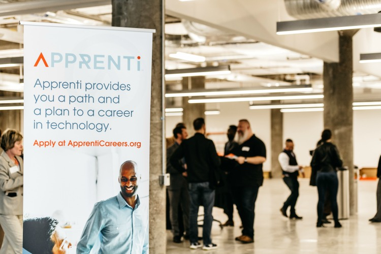 Apprenti Cincinnati will connect and train people for tech jobs.