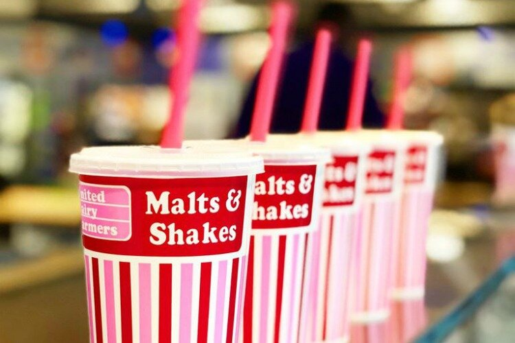 Out of 50 convenient stores, UDF ranked 8th in the country for its ice cream.