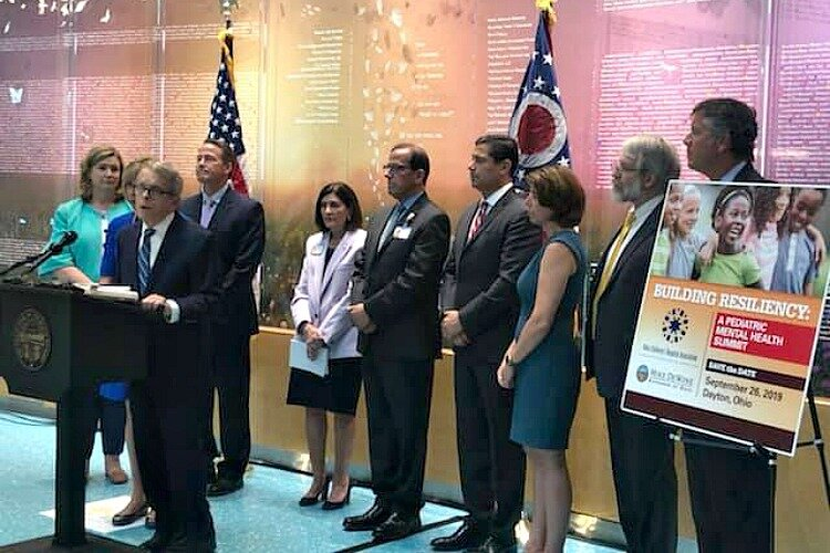 Last week, Governor DeWine announced that he would host an event to help communities address the mental health needs of children.