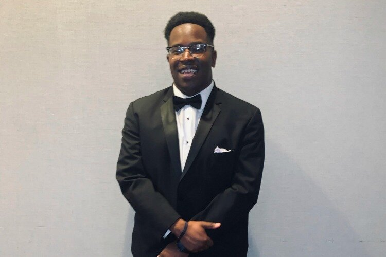 Jordan A. Bankston, founder and chief impact director of Forever Kings.