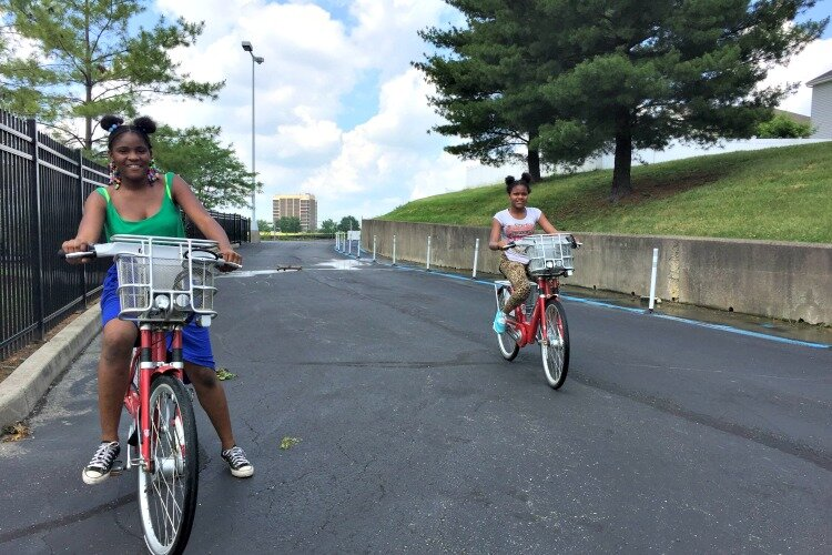 Bikers have an easier time getting to more jobs in the Queen City.