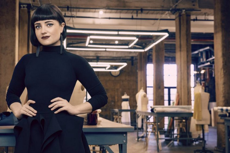 "Tessa Clark, who runs a store in OTR, is one of 17 contestants on ""Project Runway."""