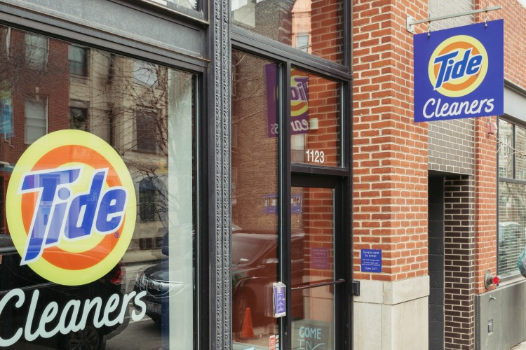Tide Cleaners has more than 125 standalone stores in 22 states.
