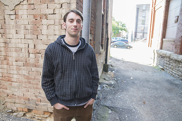 Christian Huelsman says Cincinnati can become more pedestrian-friendly by reclaiming alleys & stairs