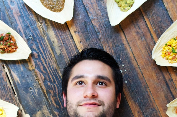 Andrew Gomez, owner of Gomez Salsa, opened a brick-and-mortar store in Walnut Hills.