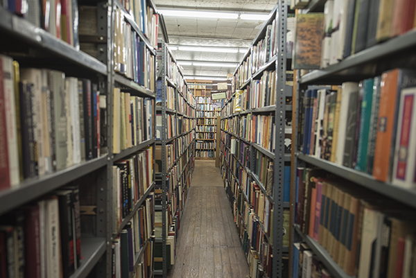 Duttenhofer�s Books in Corryville keeps books in circulation for as long as possible.