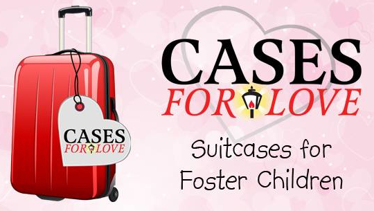 34205f393dee Drive starts to collect luggage for kids in foster care
