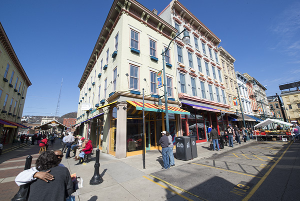 Urban shoppers have been using Findlay Market for 160 years