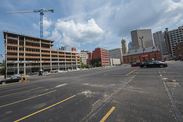 As the downtown economy accelerates, can we turn these smaller lots into useful development?