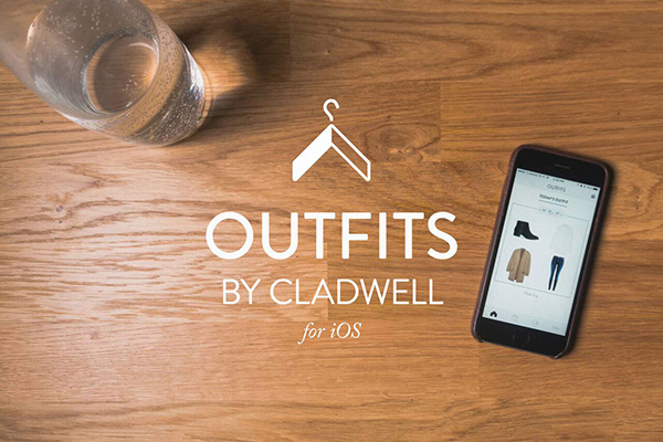 Cladwell's new iOS app factors in daily weather and user-uploaded wardrobe info.