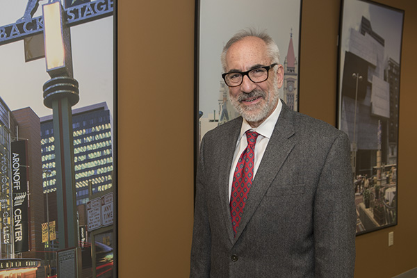 "DCI president David Ginsberg says retail is a ""conundrum"" for every city's downtown."
