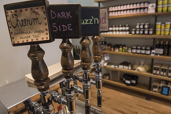 Dirt carries local goods ranging from kombucha to kitchenware.