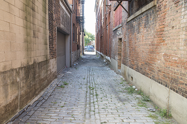 """Street Haunts and Alley Jaunts"" starts at 1 p.m. Oct. 24 with a walking tour from Eton Alley in OTR"