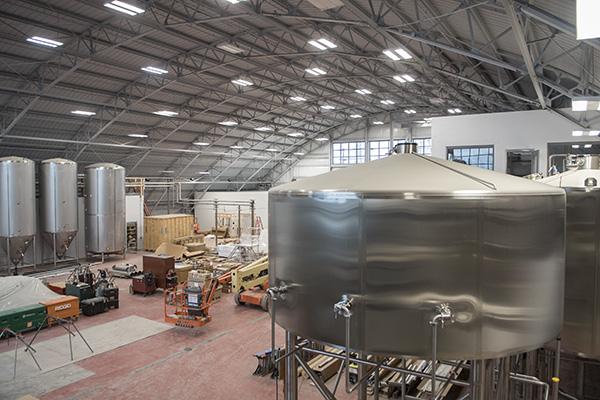 New MadTree Brewing facility in Oakley