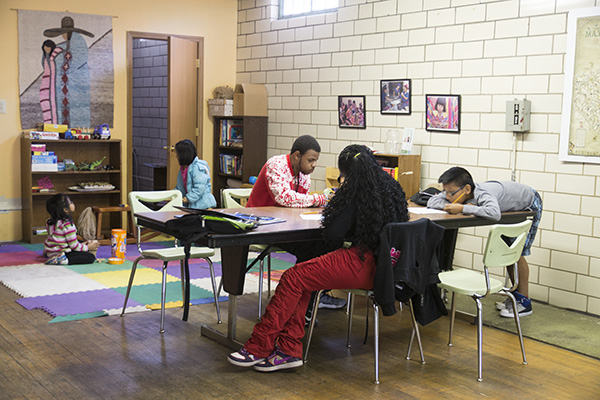Transformations CDC in Price Hill offers mentoring, after-school programs and language classes