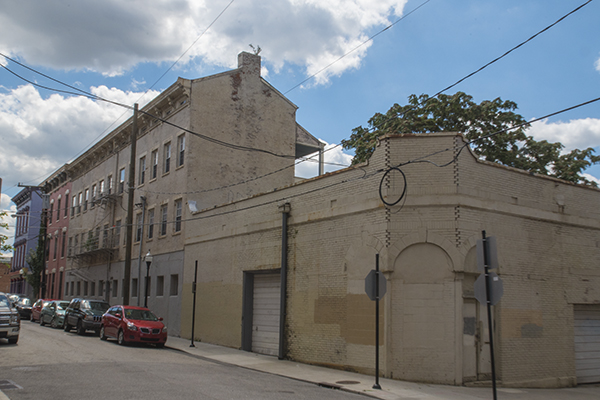 The next redevelopment target in Pendleton?