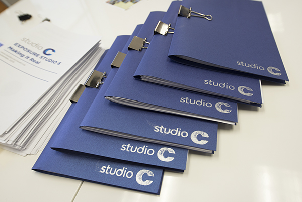March 25 is the deadline to apply for the next Studio C class