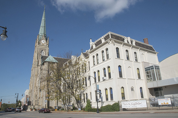 St. Francis de Sales has educated children in Walnut Hills since 1877.