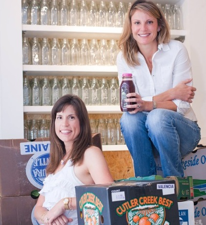 Co-owners Kimmye Bohannon (right) and Elizabeth Beal