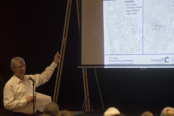 "A March 1 public meeting in OTR discussed seven ""conceptual options"" for Liberty Street"