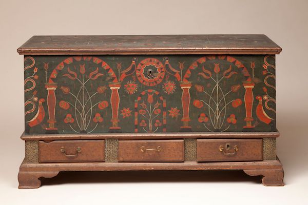 Chest over Drawers (c. 1803), artist unidentified