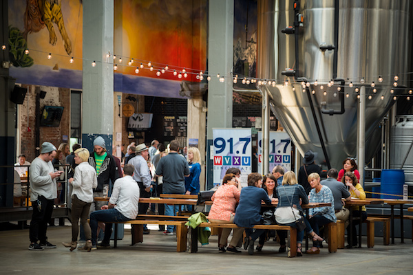 Charitable Suds at Rhinegeist Brewery
