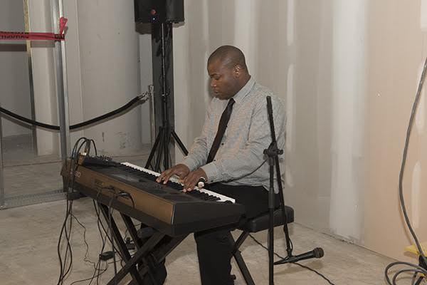 """Blues at the Baldwin"" featured music from Walnut Hills native and accomplished pianist Fathead Davis."