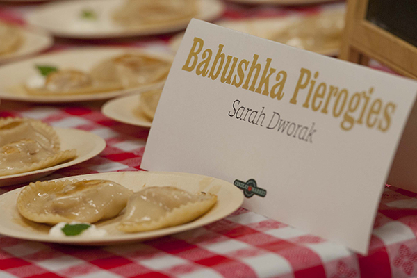 Babushka Pierogies is a current member at Findlay Kitchen.