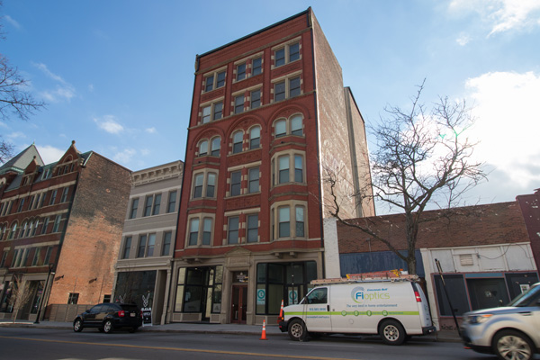 CDF has invested in Walnut Hills projects like the renovated Trevarren Flats, among others.