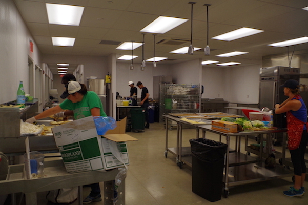 Findlay Kitchen provides 24/7 access to more than 35 local food entreprenuers and small business owners.