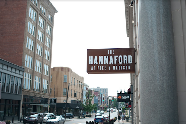 Newer businesses like Hotel Covington and The Hannaford help flesh out downtown offerings.