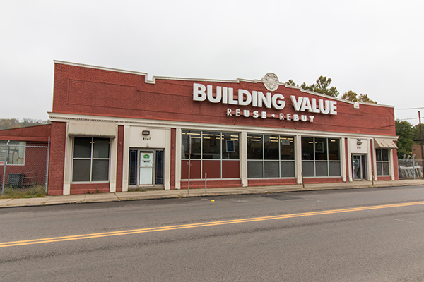 In addition to discount home goods, Building Value offers great jobs to second-chance workers.