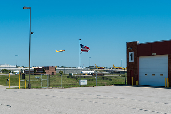 DHL's $108 million cargo hub expansion at CVG brought more than 900 additional jobs to the region.