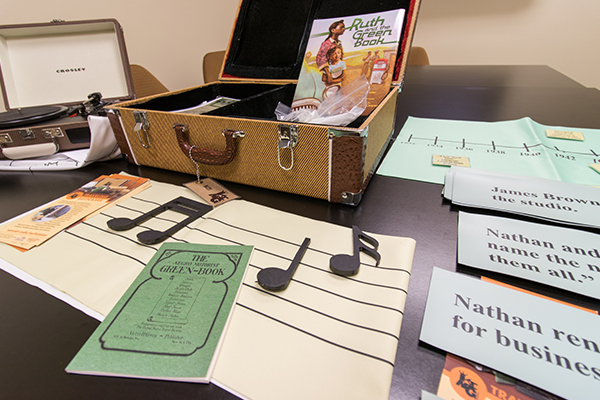 New school curriculum teaches the history and importance of Cincinnati's King Records.
