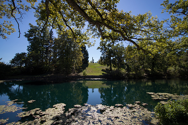 Scenic Spring Grove Cemetery is the nation's fourth-largest at over 700 acres.
