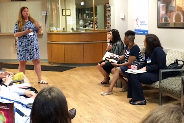 Planned Parenthood of Southwest Ohio hosts a tour and legislative information session.