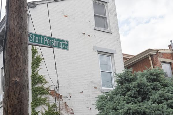 Covington's many short streets and alleyways offer a behind-the-scenes view of the city.