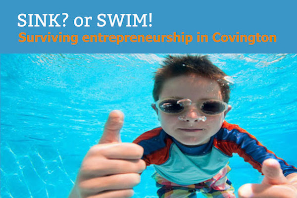 Sink or Swim will take place July 27 at the NKY Innovation Network in Covington.