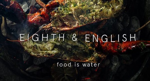 Eighth and English isn't your typical surf-and-turf restaurant.