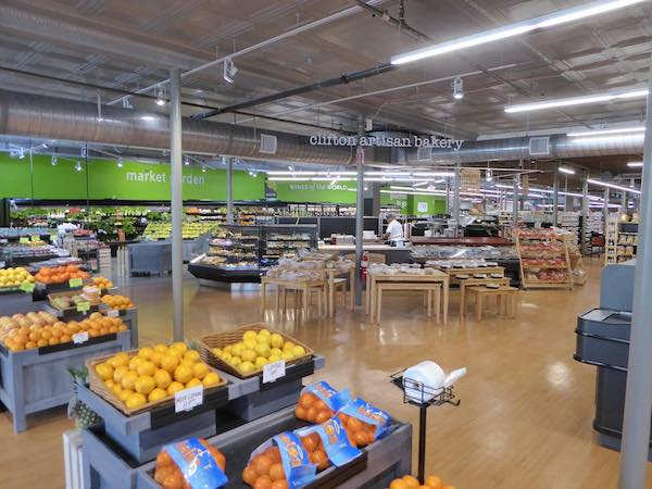 Clifton's co-op market opened in January of this year.