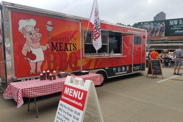Sweets & Meats BBQ started out as a food truck in 2014.